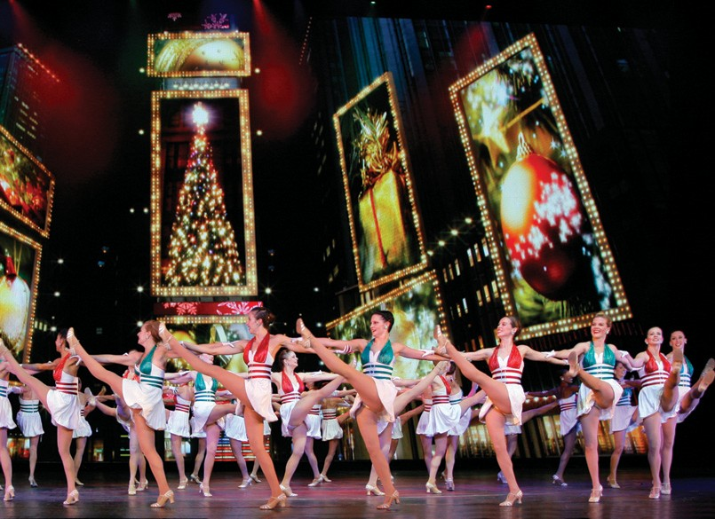 Jeff Capitola And The Rockettes