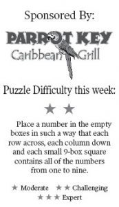 PUZZLES   Charlotte County Florida Weekly