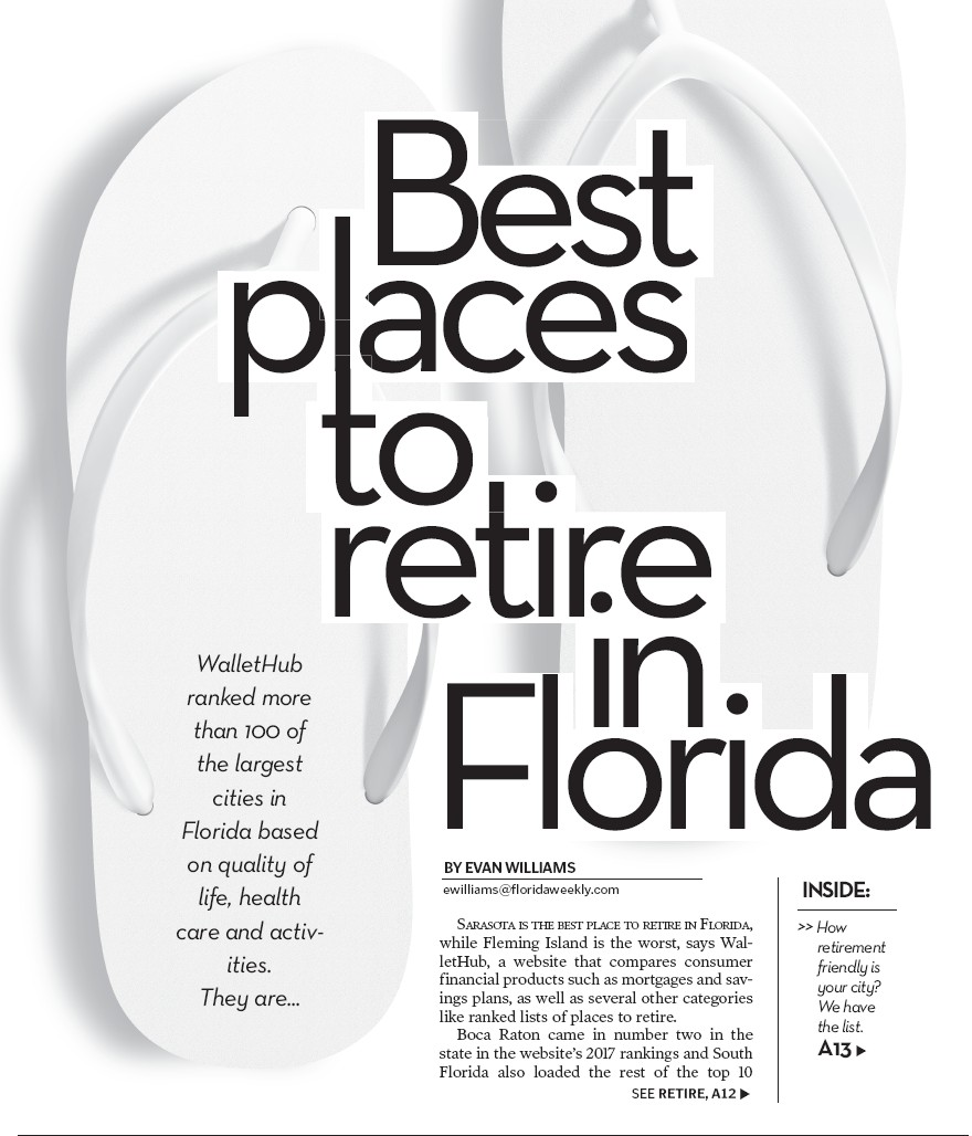 Best places to retire in Florida   Charlotte County Florida