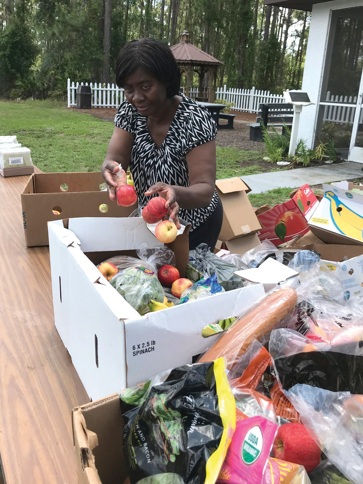 Food Pantry Now Open 247 Needs Volunteers Charlotte County