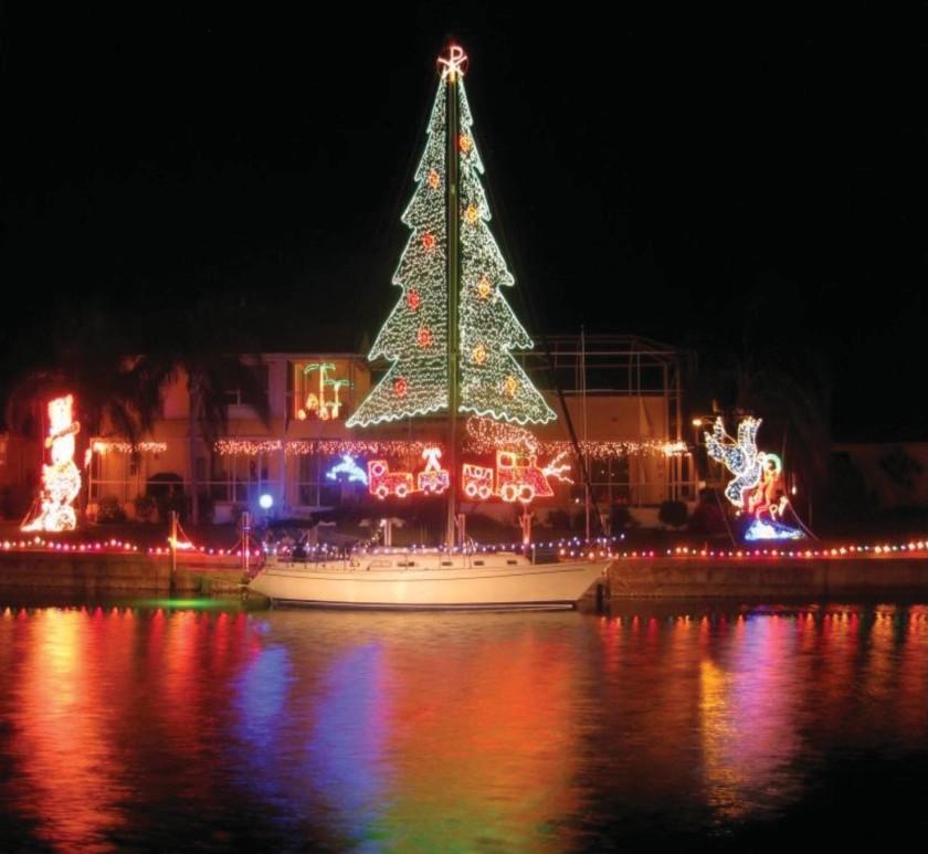 Punta Gorda Christmas Boat Parade 2020 Spectators expect to 'make a joyful noise' for PGI Christmas boat