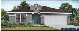 SVN | SFRhub Advisors is offering a 25-home portfolio in Charlotte County for $5.7 million. COURTESY RENDERING